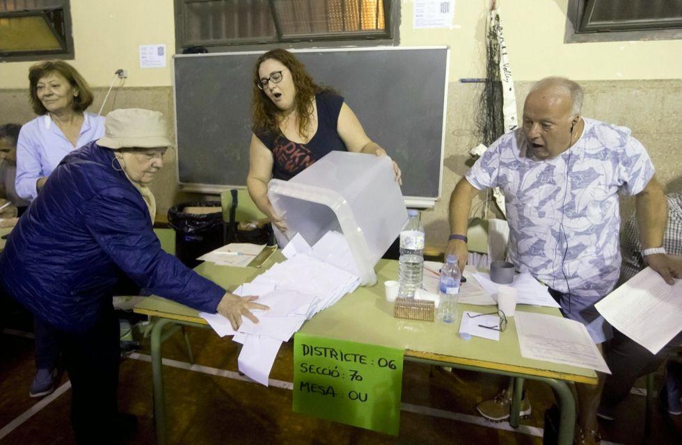 referendum catalogna spagna