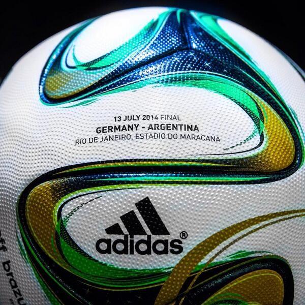 Mondiali 2014, il vincitore si chiama Adidas Panorama