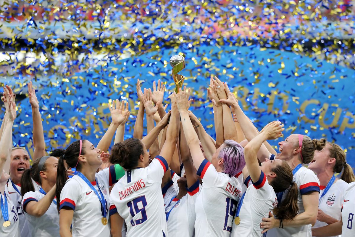 US Women's Soccer Team Wins FIFA World Cup