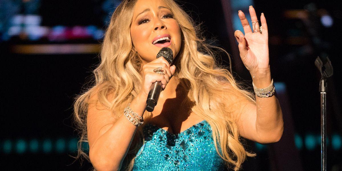Mariah Carey Crushes the Bottle Cap Challenge