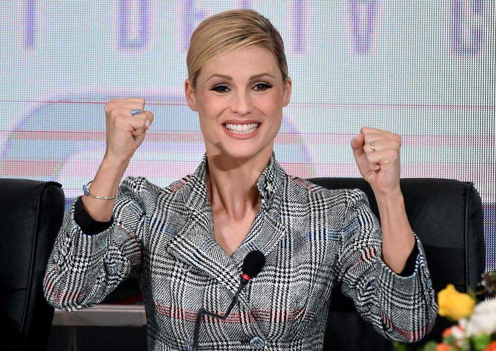 Sanremo 2018 Michelle Hunziker