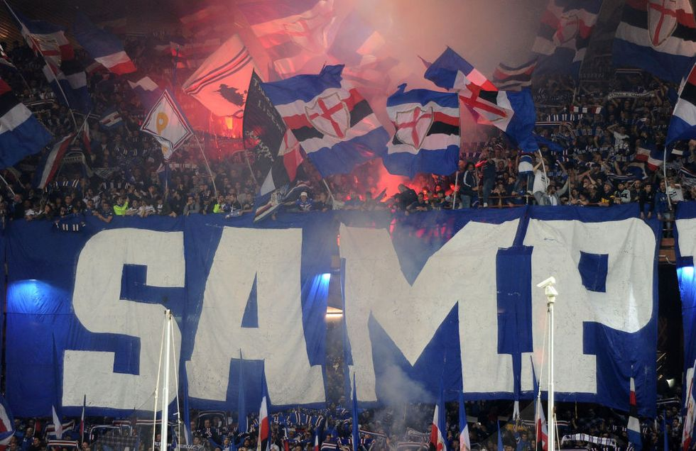 Sampdoria-Genoa-derby
