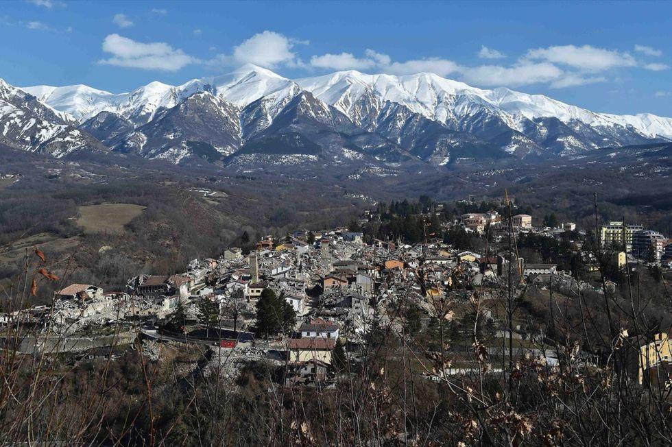 Terremoto: Amatrice a sei mesi dal sisma