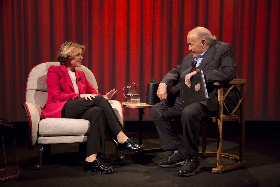L'intervista Canale 5