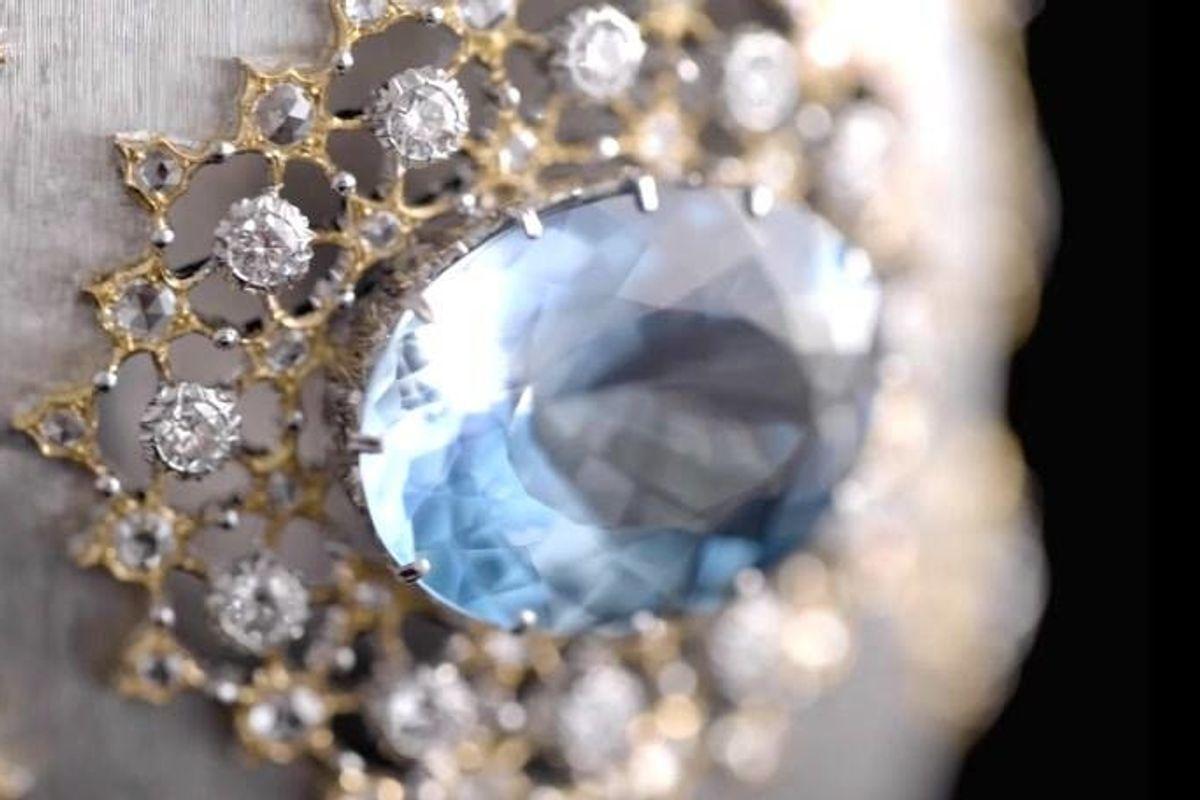 Arriva il nuovo diamante taglio Buccellati