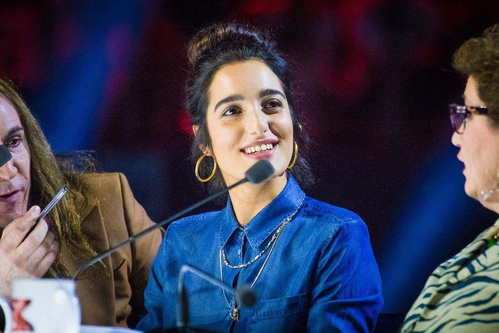 X Factor 2017 Levante