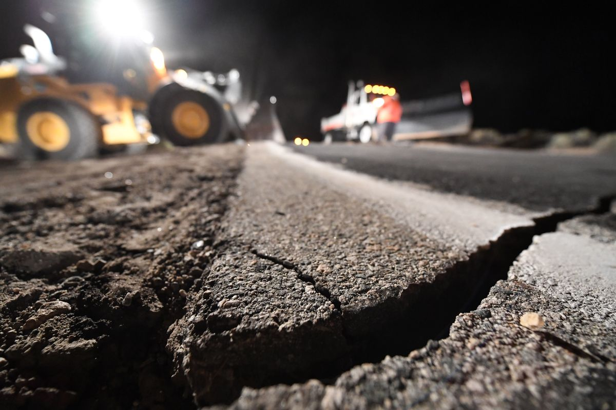 California Shakes with Largest Earthquake in Years