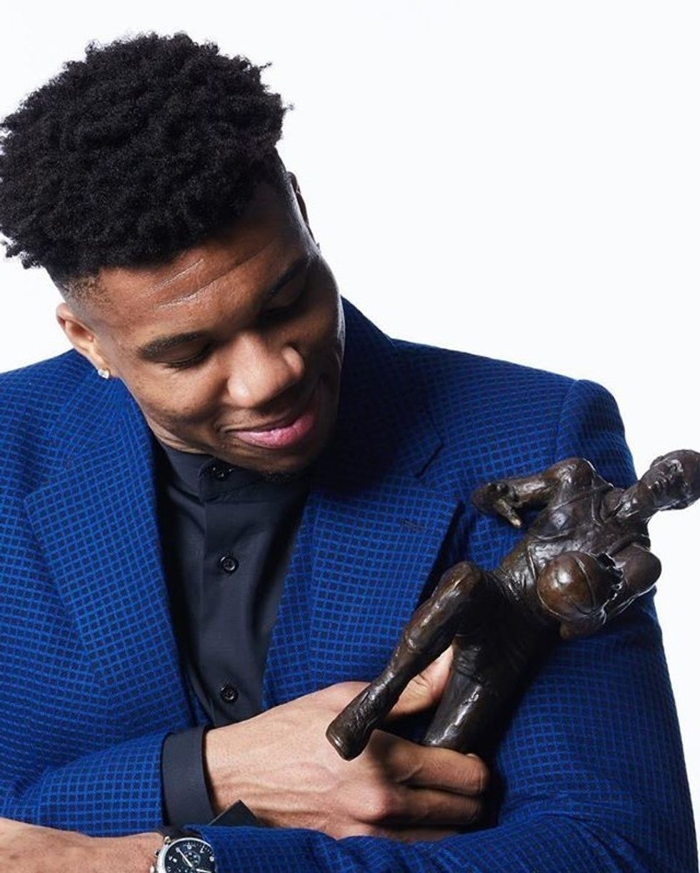 MVP Capital of the World: Giannis' Win is the Latest Cherry On Top