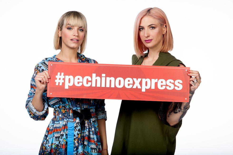 Ema Stokholma e Valentina Pegorer Pechino Express 6