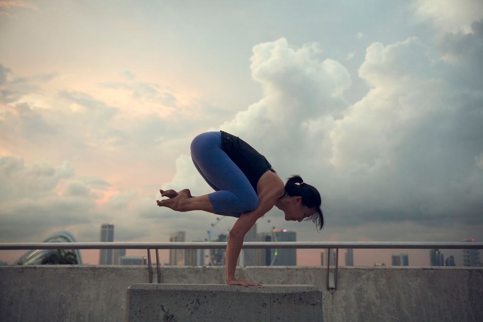 Yoga's Surprising Brain Benefit May Erase the Effects of Chronic Pain
