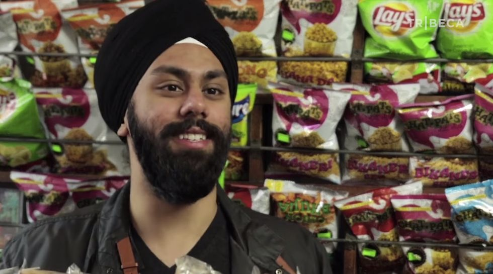 A Community Rallies to Support New York's Iconic Punjabi Deli