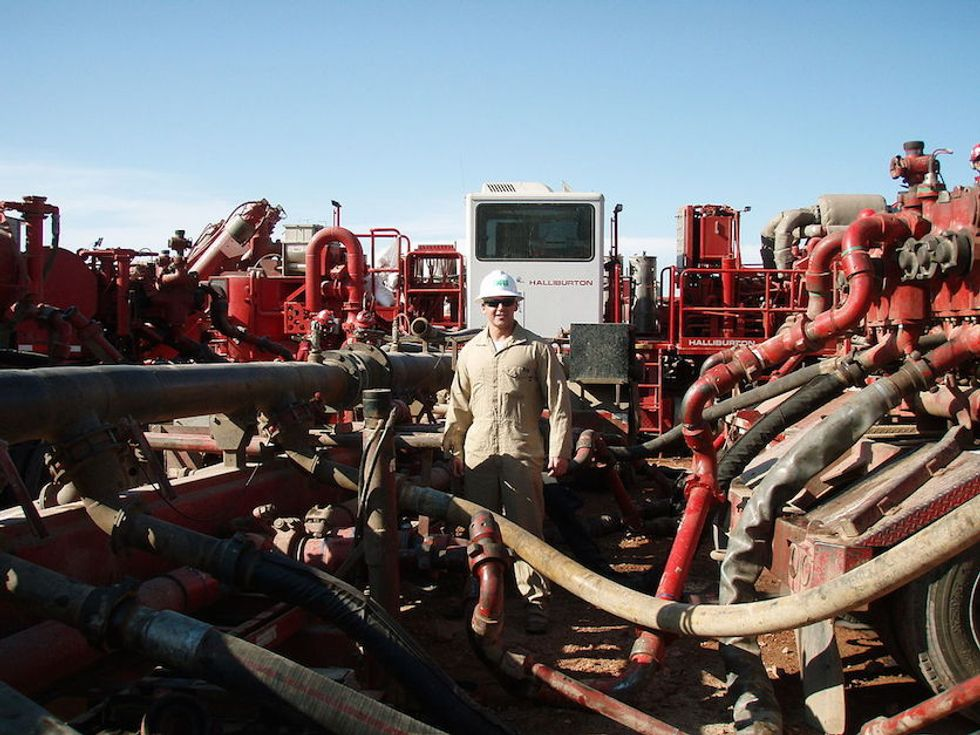 Oklahoma State Bans Oklahoma Towns From Banning Fracking