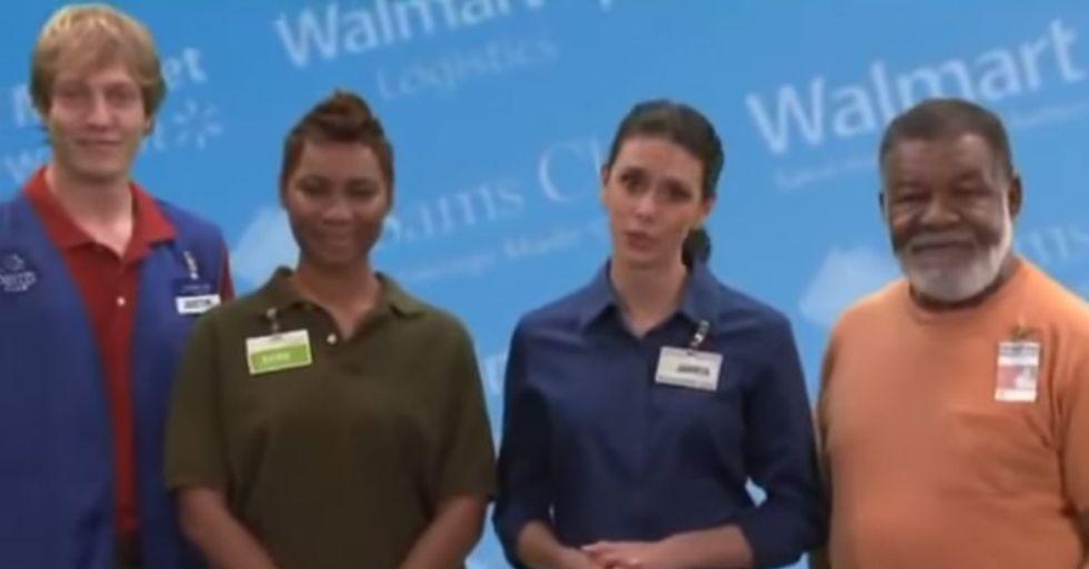 WalmartAnti-Union Training Video Leaks