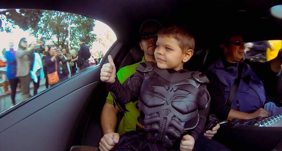 Batkid Begins Is the (Real) Feel-Good Superhero Film of the Year