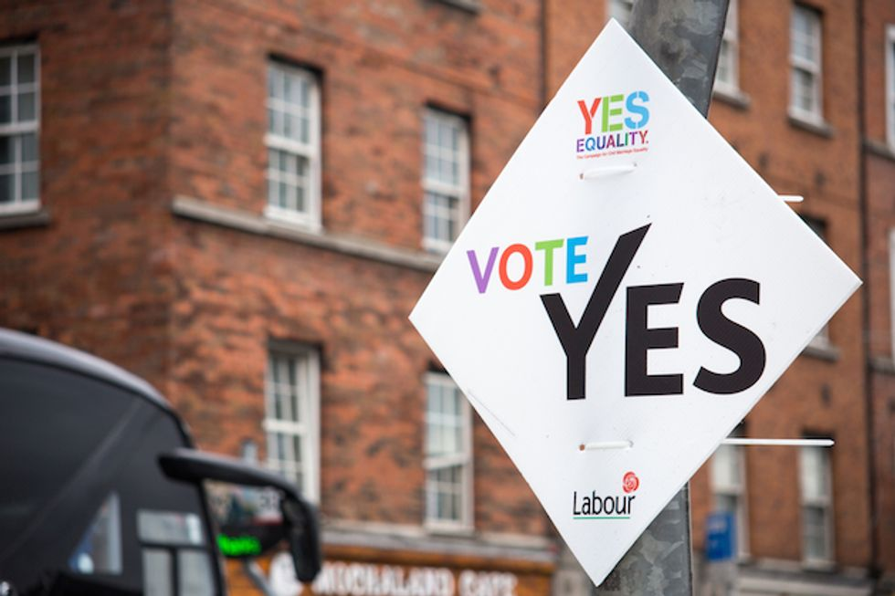 Ireland Chooses Love in Historic Referendum on Gay Marriage
