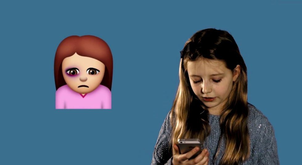 New Emojis Give Kids a Unique Language to Speak Out Against Abuse