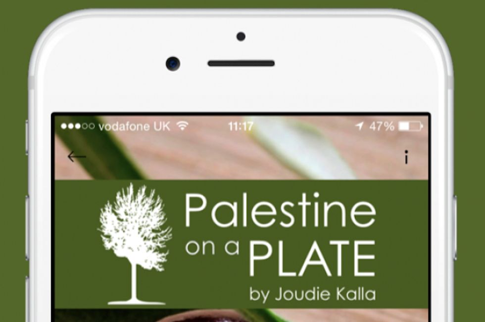 Authentic Palestinian Cuisine? There's an App for That