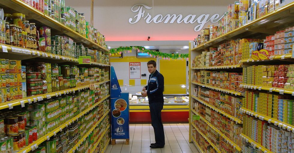 France to Stop Trashing, Start Donating, All Unsold Supermarket Food