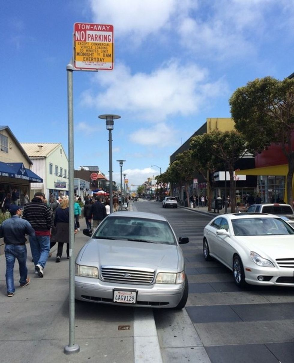 Fight Back Against Poor Parkers With This Photo-Shaming App