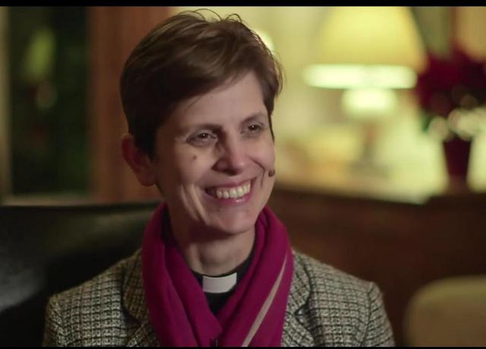 """Female Bishops Fight For The Right to Call God """"She"""" in Church"""