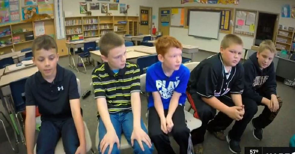 Minnesota Fifth-Graders Honored For Standing Up to Bullies