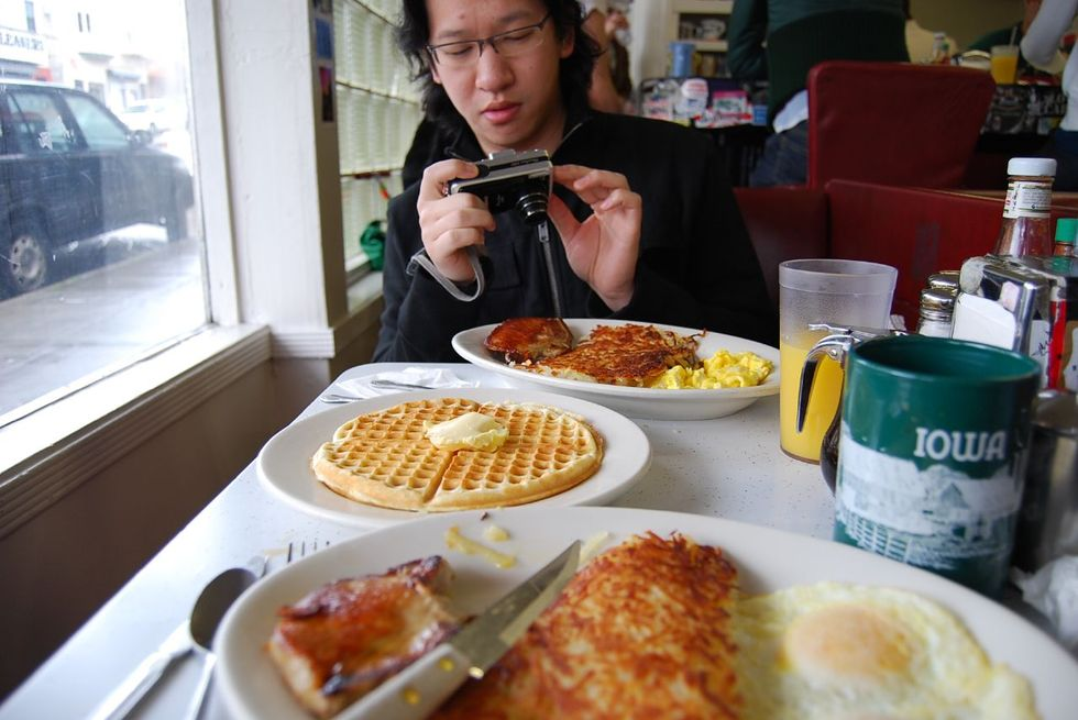 Google Wants to Use Your Instagram Brunch Pics to Count Calories