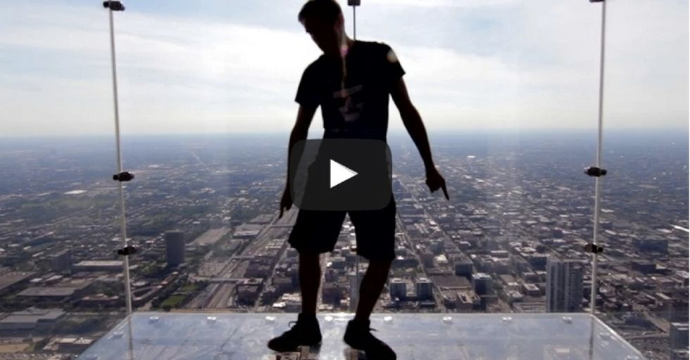 Dance Routine Performed in 100 Different Places Makes for an Awesome Video