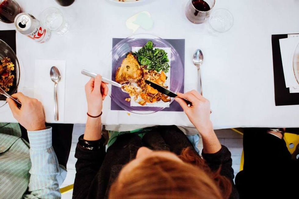 Find Out How to Host a Dinner Party That Will Change Your World