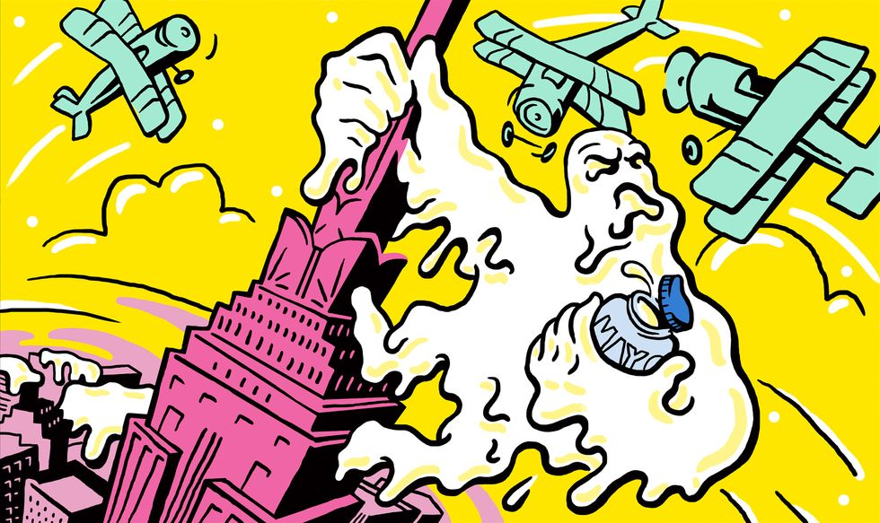 Why Mayonnaise Matters in the Gentrification Debate