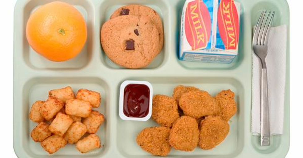 Lunch Lady Fired for Feeding Hungry Kids Now Fights for Change