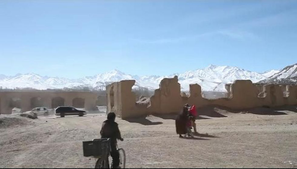 Tough Afghan Girls Fight Harsh Gender Oppression With Their Bikes