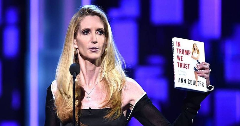 Ann Coulter Admits Her Disappointment With Trump To The Daily Caller