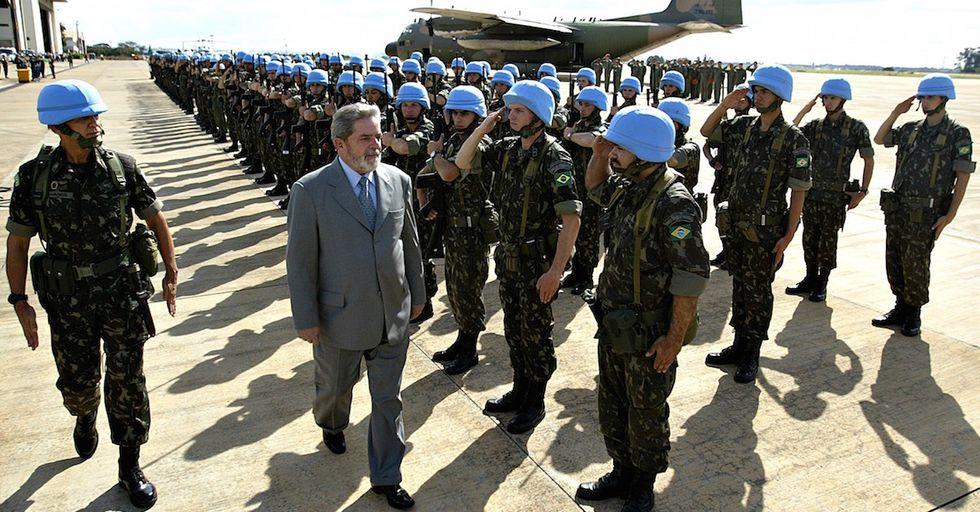 U.N. Peacekeepers Sexually Exploited Haitian Women, Report Says