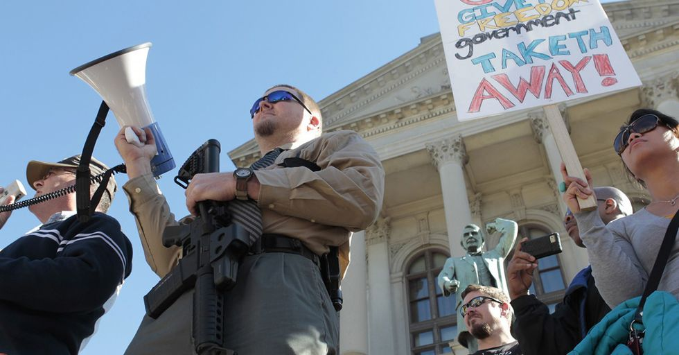 One Professor's Response to Open Carry Activists