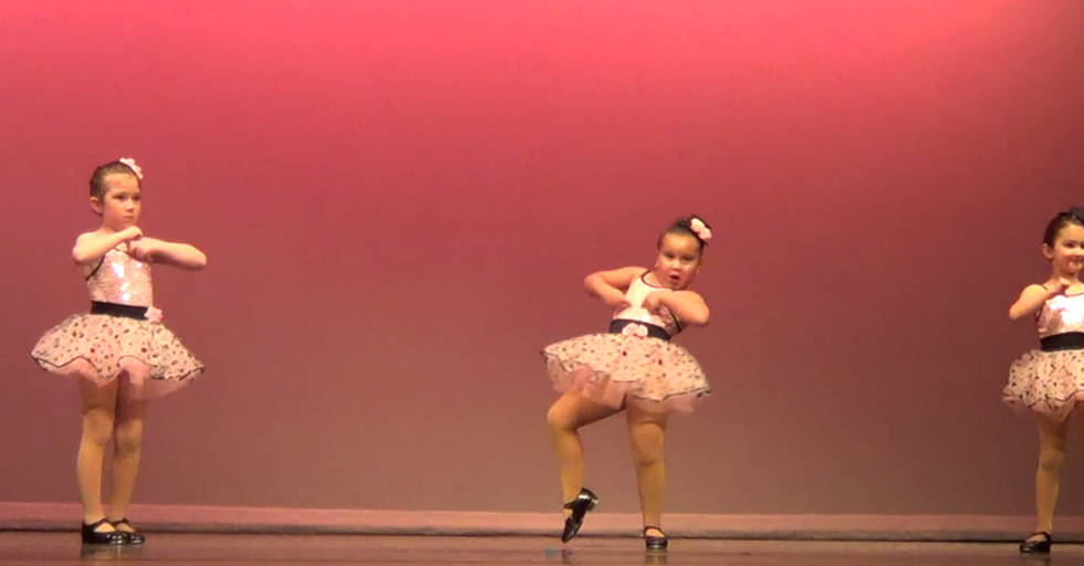 6-Year-Old'sAdorable Dance Routine Has Taken the Internet by Storm