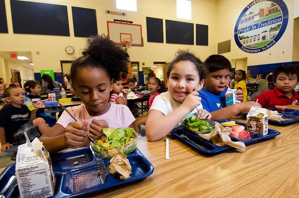 School Food Is Healthier Than Ever. Will It Stay That Way?