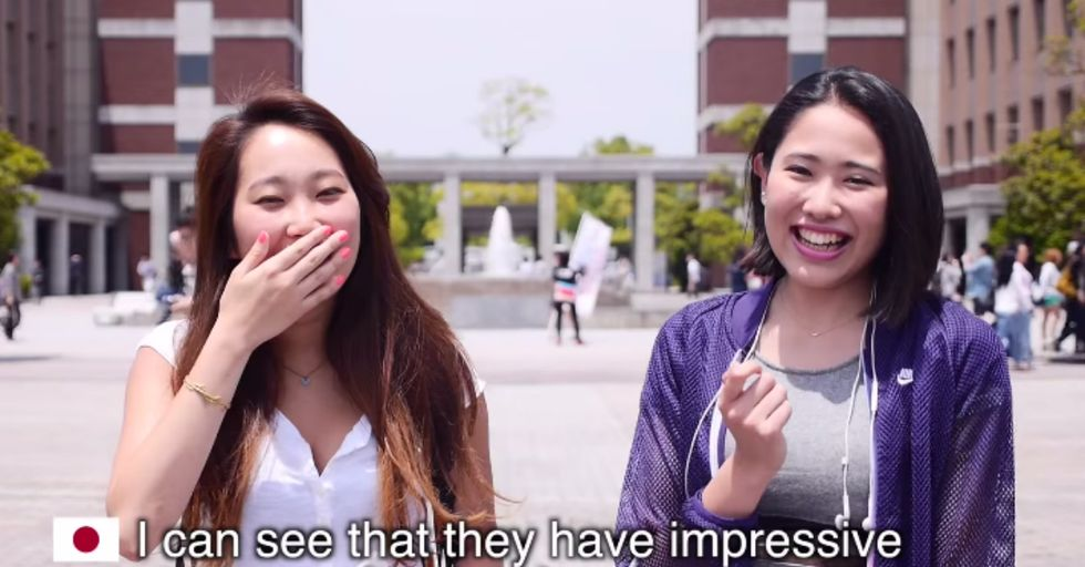 International Students Share Their Favorite American Stereotypes