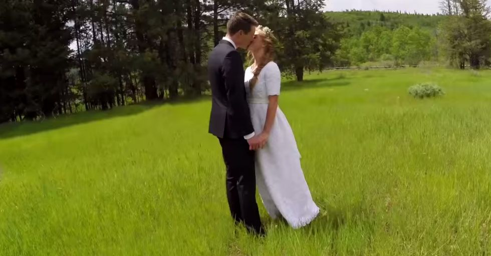 Why Having a Drone Film Your Wedding May Be a Bad Idea