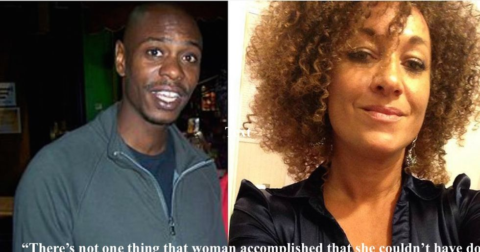 Dave Chappelle Sums Up the Rachel Dolezal Scandal Perfectly