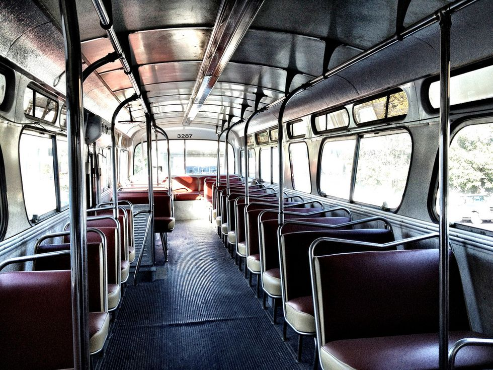 Cities Turn to Upcycled Buses as a Creative Way to Help the Homeless