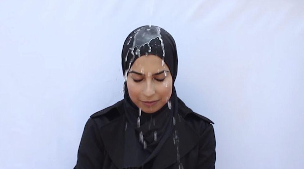 This Innovative Hijab Keeps Muslim Women Athletes Cool