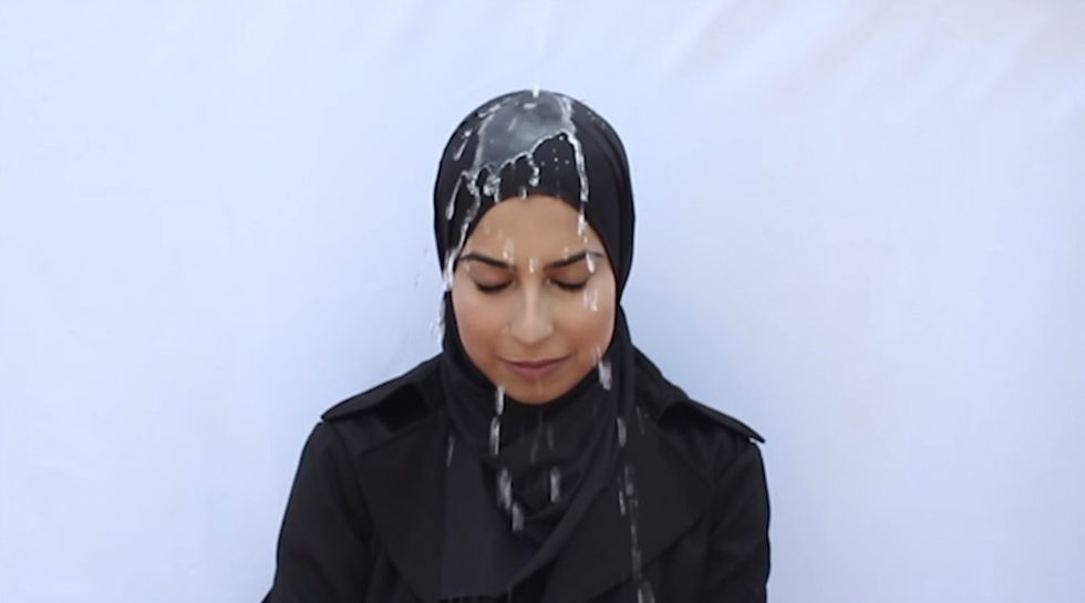 This Innovative Hijab Keeps Muslim Women Athletes Cool