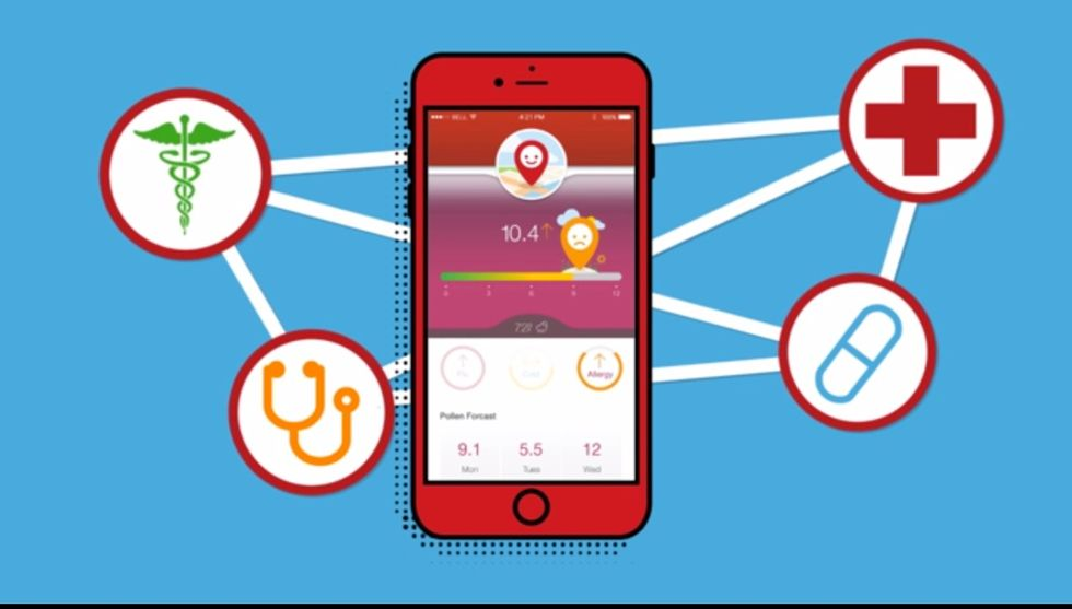 Worried Your Neighbors Are Getting Sick? There's an App for That