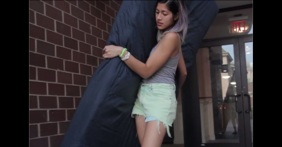 Emma Sulkowicz Stands Behind Her Controversial New Anti-Rape Video