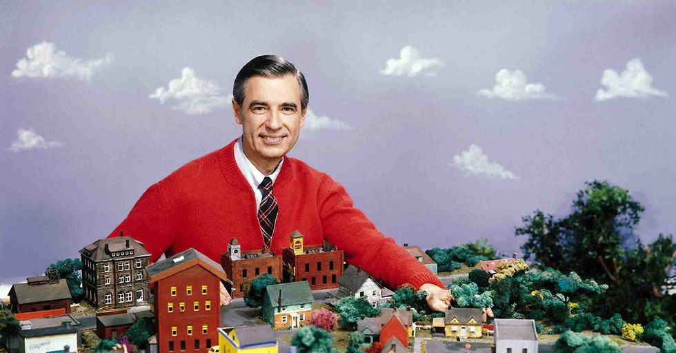 Mr. Rogers' Sound Advice on Tragedy