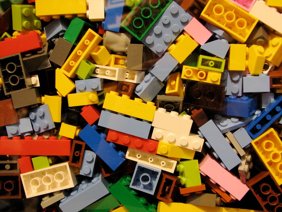 Lego Builds Big in Its Search for Sustainable Plastics