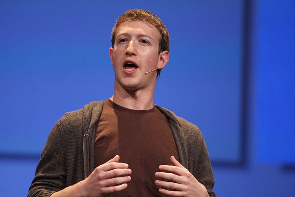 Mark Zuckerberg Invests In Undocumented College Students' Futures