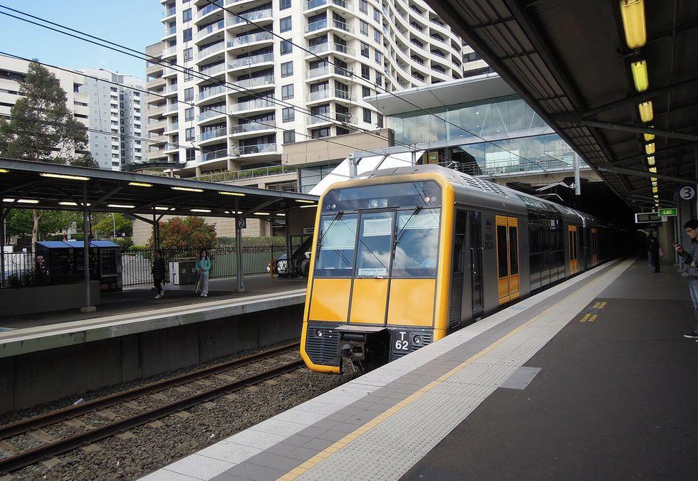 """Australia's""""Electric Nose"""" Sniffs Out Graffiti Vandals On Public Trains"""