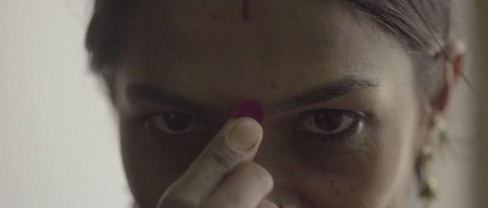How an Iodine-Soaked Bindi is Saving Women'sLives Across India