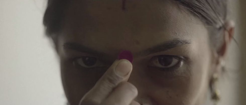 How an Iodine-Soaked Bindi is Saving Women's Lives Across India